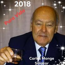 CARLOS ENRIQUE MONGE