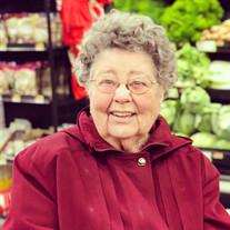 Clara Burke Ford
