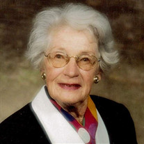 "Mrs.  Ybeltje ""Ivy"" Vanderwal"