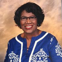 Maggie Louise Garrett