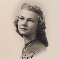 Barbara Jean O'Hara