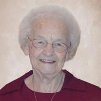Irene Mary Crawford