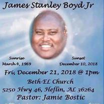 James Stanley Boyd Jr