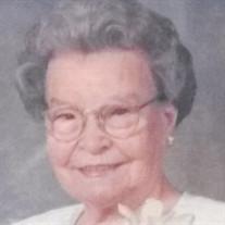 Hazel Gossett Brown