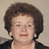 Mrs. Alma Mae (Debes) Anzelone