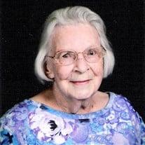 """Mrs. Gertrude Emma Jenny """"Gertie"""" Scholz"""