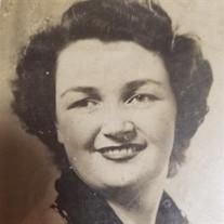Fidelis Margaret Burton