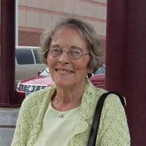 Shirley Ann Sunderland