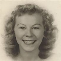 Doris Bloodworth