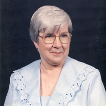 Ruth Evelyn Shafer Burroughs