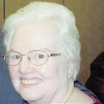 """Mrs. Winifred """"Winnie"""" Ruth Weaver"""