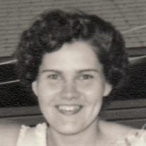 Agnes (Tranter) Audibert