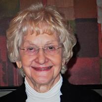 Mary M Rinehart