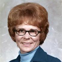 Mary Louise Carson
