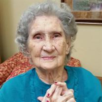 Mrs. Thelma Mae Marsh