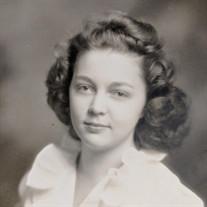 Betty Allene Routsong