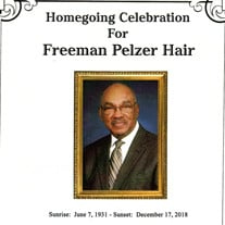 Freeman Hair