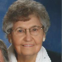 Mrs. Lexa Nell Lumpkin Springer Widener