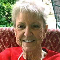 Betty Jane McClenny Hilburn