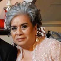 Mrs. Guadalupe Alcantara