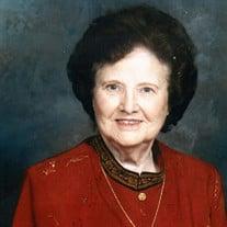 Reta Mae Boleyn Scott of Selmer, TN