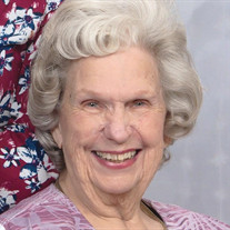 Annie Edith Preston