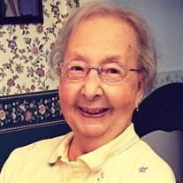 Mary Elizabeth Eshbach