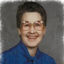 Mrs. Jimmie Gaye Davis