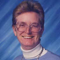 Patricia Jeanne Crane