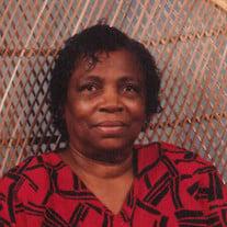 Mrs. Nannie Ray Martin