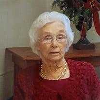 Mrs. Florene Blakely Gaddis