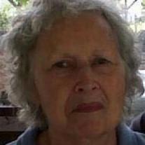 Barbara Ann Hamilton