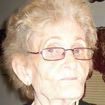 Bertha Garner