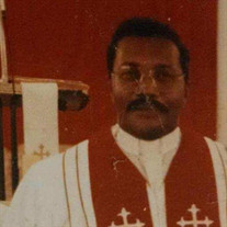 Rev. John Walter Parsons