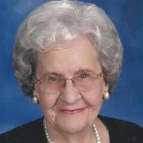 Mrs. Rebecca King Cromley