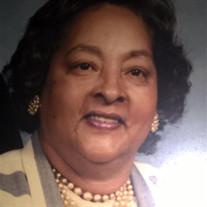 Mrs. Elma Matthew