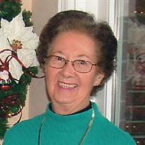 Margaret Ann Bates