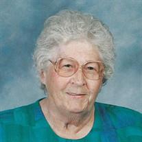 Ava Nell Russell of Selmer, TN