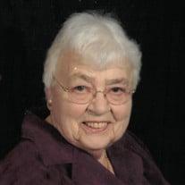 Mildred Irene Barringer Greene