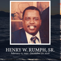 Henry Willie Rumph
