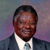 Rev. John  W.  Barnes Sr.