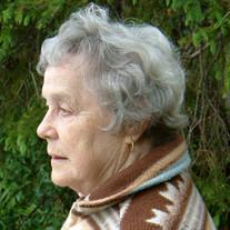 """Marjorie Beattie (nee Greening) """"Marge"""""""