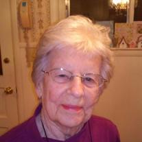 Mrs Helen F Agar