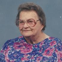 Mrs. Lou Ellen Hart