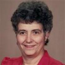 Ann Elizabeth Strong