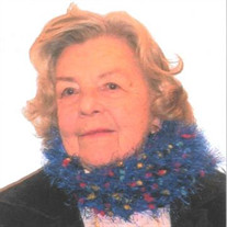 Mrs. Katherine Mathews Walker