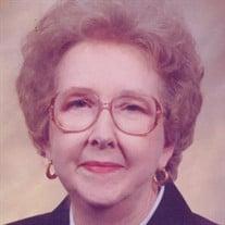 Mrs. Bobbie Hargis Todd