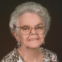 """Mrs.  Frances Weaver """"Curly""""  Lee"""