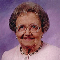 Margaret Rosalee George