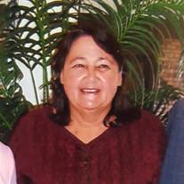 Mrs. Jeanette Delois Seale Creamer